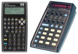 Retro Thing Hp Launches 35th Anniversary Retro Calculator