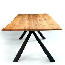 table with metal legs aerfiinfo dining table legs metal round wood dining table with metal legs