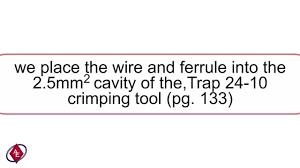 Ferrule Color Chart Crimp Wire Ferrules American Electrical Digikey