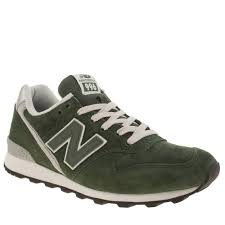 new balance trainers womens. comfort new balance 996 women trainers in dark green color womens e