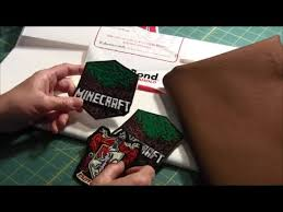 Sewing On Patches With A Machine