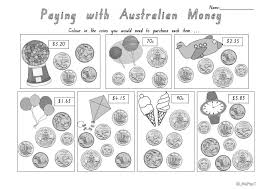 Math Worksheets Money For Kids Counting Quarters Dimes Nickels And ...