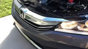 2017 Honda Accord Sport Bulb Size Chart 2013 2017 Honda Accord High Beam Bulb Replacement Diy