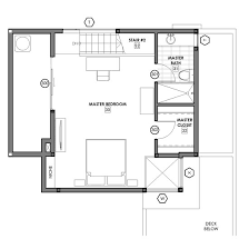 A Healthy Obsession   Small House Floor Plans    modern house floor plans