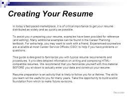 Resume writing      nfgaccountability com  kmsyhome ml Online Class  Resume Writing