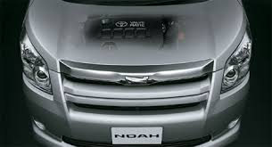 Toyota Noah with Valvematic engine!