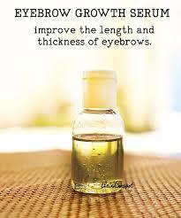 beauty diy eyebrow growth serum using aloe vera