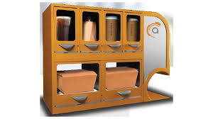 Apex Vending Machines Extraordinary Apex Introduces A 'Vending Machine' For Restaurants