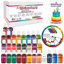 Best Baking Food Coloring Set For 2020 Iexw Reviews