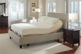 adjustable bed frame with massage. Plain Bed On Adjustable Bed Frame With Massage