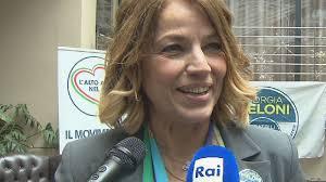 Elisabetta Gardini in lista alle europee con Fratelli d'Italia - Politica &  Istituzioni - TGR Bolzano