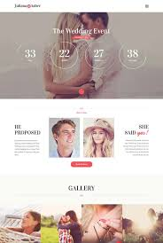 Wedding Wordpress Theme 40 Best Wedding Wordpress Themes Free Premium Freshdesignweb