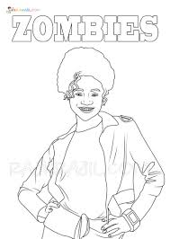 All characters coloring pages are copyright and trademark of the respective owners. Z O M B I E S Coloring Pages Free Printable On Raskrasil Com