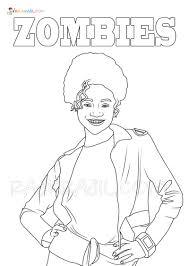 Are you scared of a zombie? Z O M B I E S Coloring Pages Free Printable On Raskrasil Com