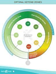 Optimal Ketosis Chart What Should My Ketone Reading Be Ketone Chart Keto