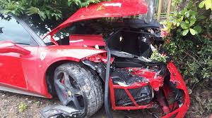 Great to be part of the global network of focs. Ferrari Supposedly Belonging To Singaporean Malaysian Ferrari Owners Club Crashes Into Phuket Bush Coconuts Bangkok