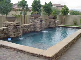 Pools for small spaces! eclectic-pool