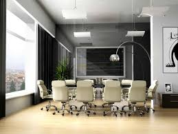 contemporary office design ideas. Contemporary Office Design Ideas Pictures Collection : Contempo Meeting Room With White Leather Upholstered Wheels E
