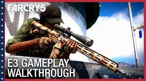 <b>Far Cry 5</b>: E3 2017 Official Gameplay | Ubisoft [NA] - YouTube