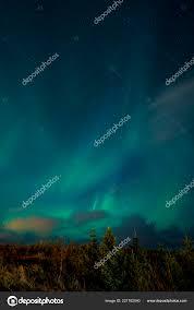 Northern Lights Iceland 2018 Reykjavik Iceland October 9th 2018 View Stunning Aurora
