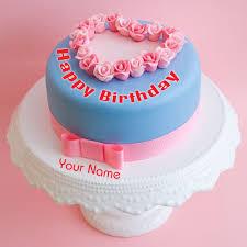 Write Name On Luxury Birthday Cakes Pics
