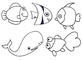 Sea Life Coloring Pages Coloring Pages Ocean Marine Life Coloring