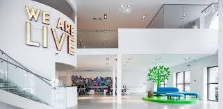 dublin office space. Verve Dublin Office Space Design (4)