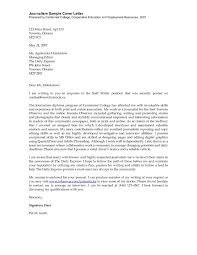 Journalism Cover Letter Journalist Cover Letter 2 638 Jobsxs Com