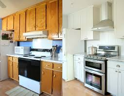 Easy Kitchen Renovation Easy Kitchen Renovations Before And After Photos 70 Concerning