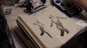 yuri on ice the joy of fanart painting ep 2 you