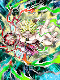 Eternal Horror Legendary <b>Super</b> Saiyan Broly | <b>Dragon Ball Z</b> ...