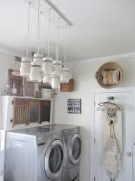 Laundry Room Light Fixture Ideas
