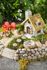 fairy gardens.  Gardens Miniature Fairy Garden Starter Kit With Gardens