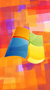 750x1334 Windows Xp Logo Geometry 4k ...