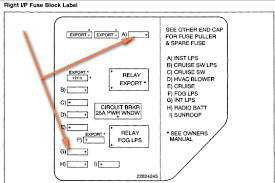 similiar 2003 pontiac grand am fuse box diagram keywords 2003 pontiac grand am fuse box diagram