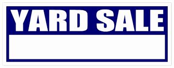 Yard Sale Signs Templates Unique Free Printable Sale Signs Templates