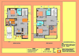 east facing house plans for 60 40 site lovely duplex house plans for 20