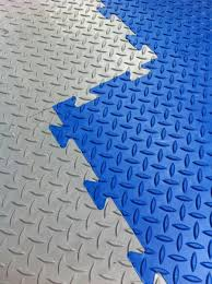 interlocking plastic floor tiles. Perfect Tiles Interlocking Vinyl Floor Tiles  Checker Plate Surface In Plastic R