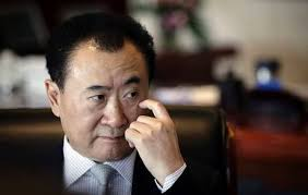 ... rising to 14 billion dollars (£8.7 billion). Mr Wang has made a $20 million donation to the Academy of Motion Picture Arts and Sciences for its new film ... - AN27869513Wang-Jianlin-chai