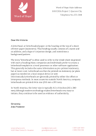 Design Your Own Letterhead Top 3 Key Elements You Should Include In Your Letterhead