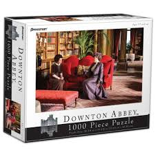 downton abbey puzzle violet and cora