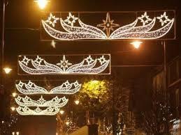 festive lighting. festive lighting
