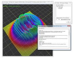 glsl hacker live coding of 3d surfaces plots