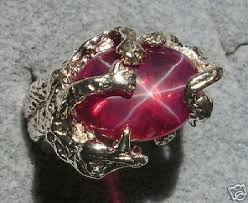 mens lindy linde star ruby created