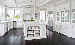 dark wood floors white cabinets dark floors white cabinets zachary horne homes