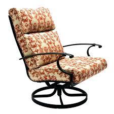 hampton bay swivel patio chairs s s hampton bay edington swivel rocker patio lounge chair