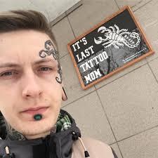 фото татуировок на лице кировчан в январе 2017 года новости кирова
