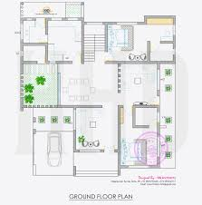 2000 sq ft house plans kerala style new 4 bedroom contemporary beautiful kerala home design with