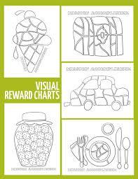 Download Reward Chart Rewards Charts Printables For Kids Coloring In Visual