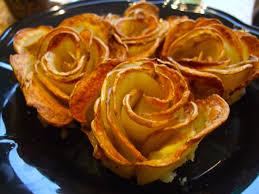 beautiful potato. Beautiful Beautiful Tutorial How To Make Potato Roses The Most Beautiful Thing You Can  With On Beautiful Potato B